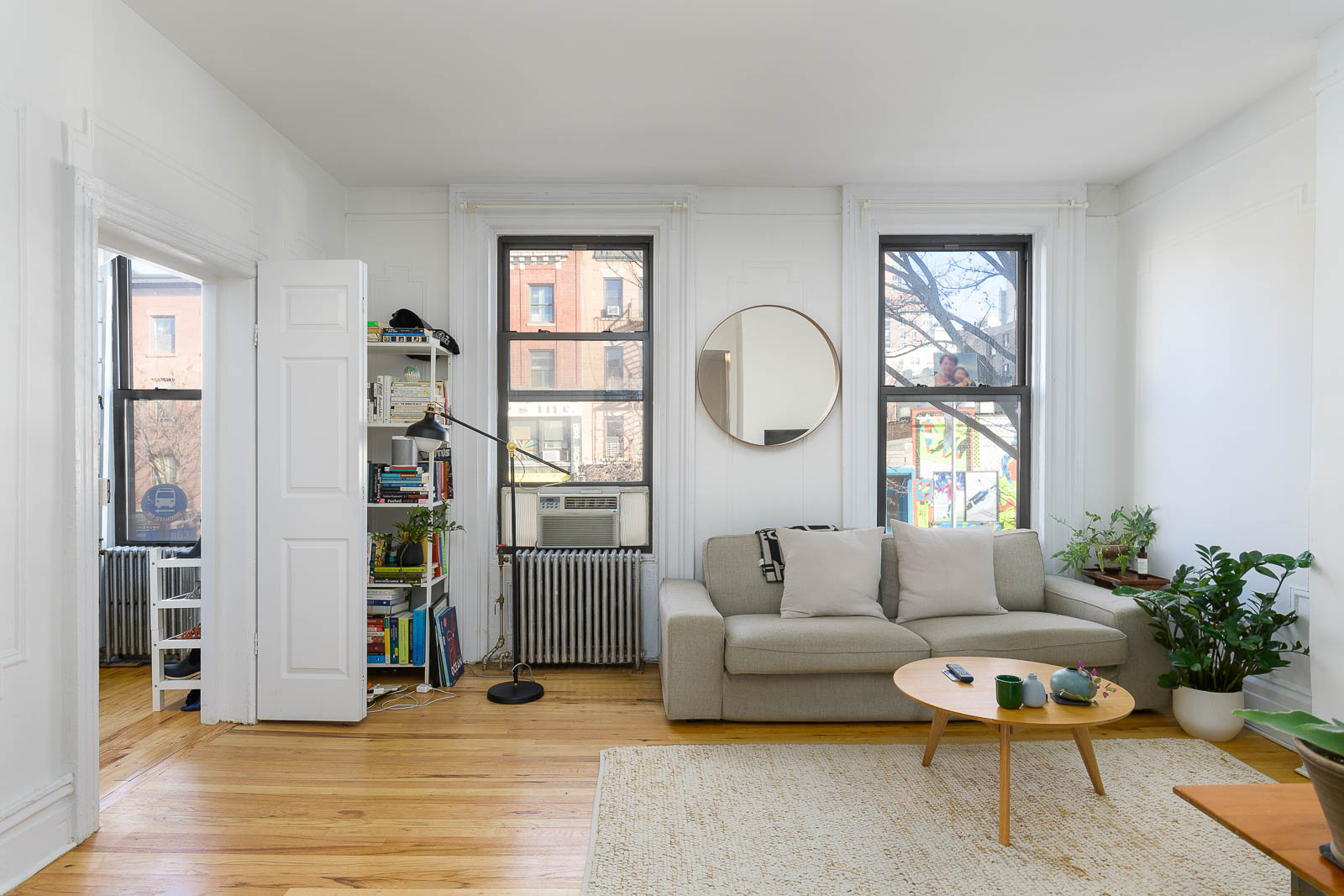 Charming 1 Bedroom + Office in Boerum Hill